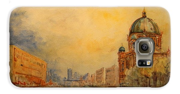 Berlin Galaxy S6 Case by Juan  Bosco