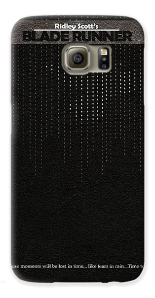 Pigeon Galaxy S6 Case - Blade Runner by Inspirowl Design