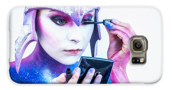 Bodypainting Galaxy S6 Case