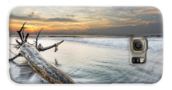 Bough In Ocean Galaxy S6 Case