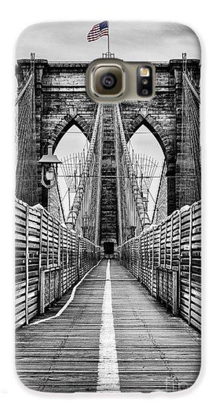 Brooklyn Bridge Galaxy S6 Case