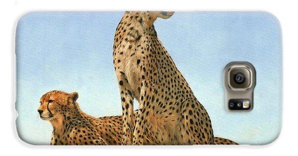 Cheetahs Galaxy S6 Case