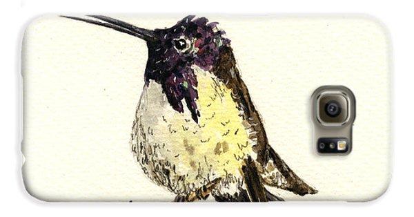 Costa S Hummingbird Galaxy S6 Case