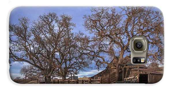 Cripple Creek Barn Galaxy S6 Case