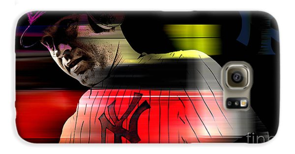 Derek Jeter Galaxy S6 Case