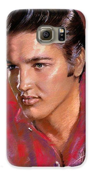 Elvis Presley Galaxy S6 Case by Viola El