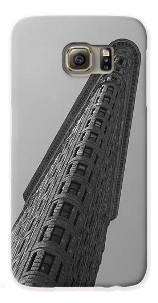 Flat Iron Building Galaxy S6 Case