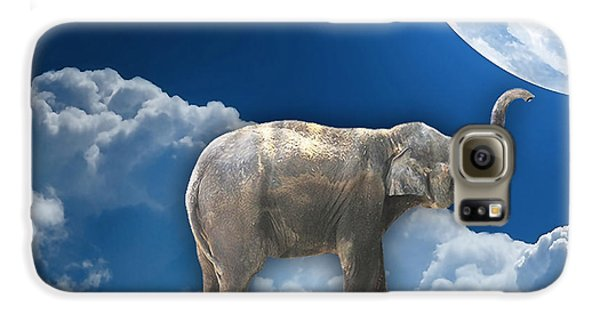 Flight Of The Elephant Galaxy S6 Case