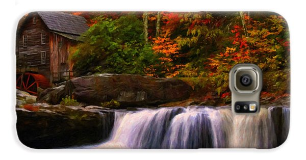 Glade Creek Grist Mill Galaxy S6 Case