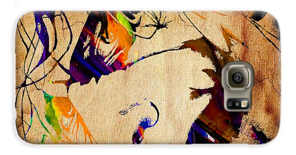 Heath Ledger The Joker Collection Galaxy S6 Case