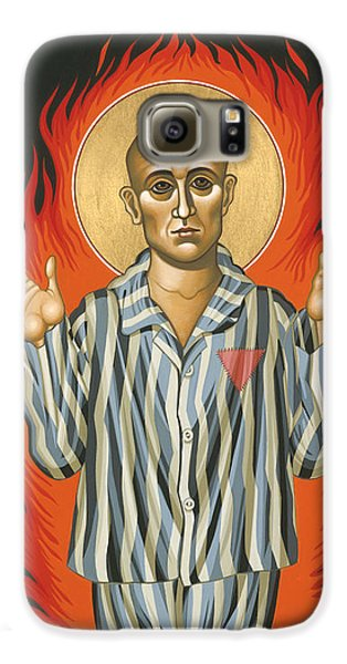 Holy Priest Anonymous One Of Sachsenhausen 013 Galaxy S6 Case