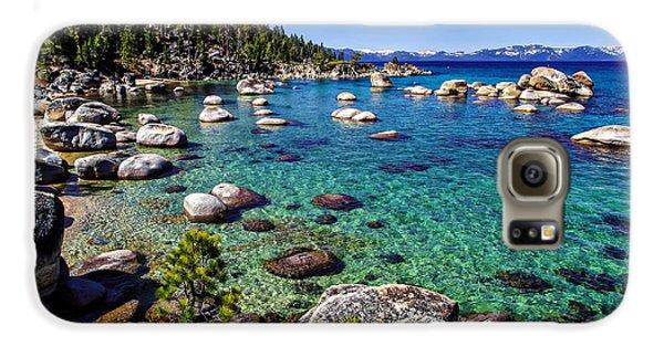 Lake Tahoe Waterscape Galaxy S6 Case