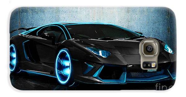 Lamborghini Galaxy S6 Case by Marvin Blaine