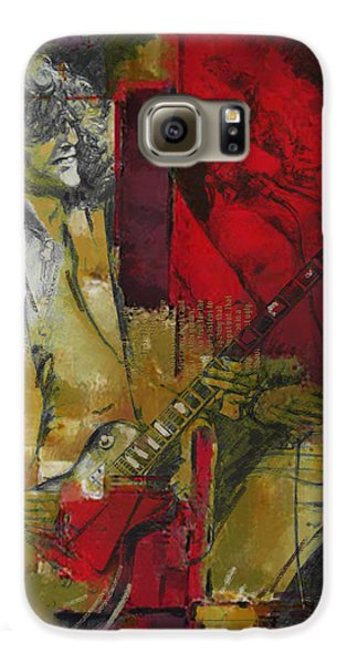 Led Zeppelin  Galaxy S6 Case by Corporate Art Task Force