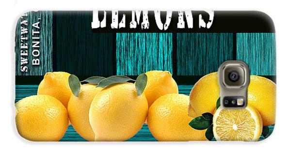 Lemon Farm Galaxy S6 Case
