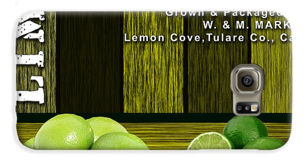 Lime Farm Galaxy S6 Case
