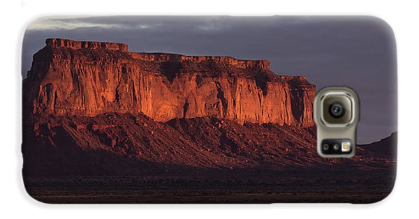 Monument Valley Sunrise Galaxy S6 Case
