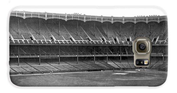 New Yankee Stadium Galaxy S6 Case by Underwood Archives