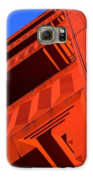 North Tower Golden Gate Bridge Galaxy S6 Case