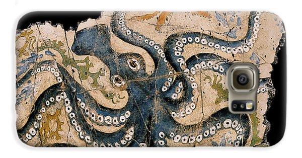 Octopus Galaxy S6 Case