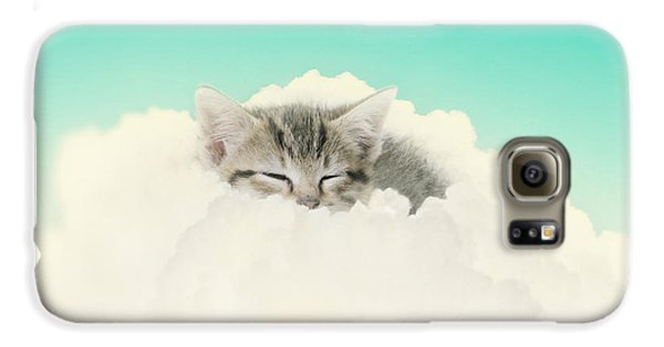 On Cloud Nine Galaxy S6 Case by Amy Tyler