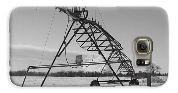 Galaxy S6 Case featuring the photograph On The Farm by Ricky L Jones