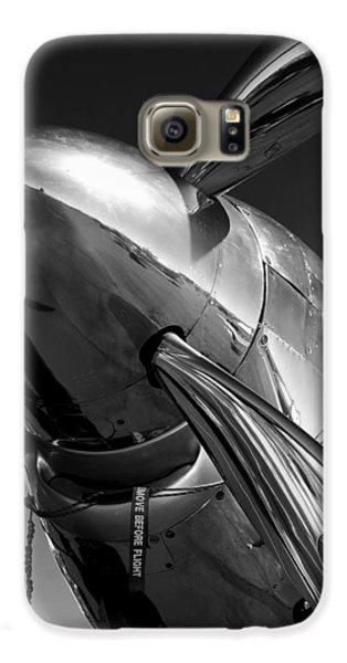 P-51 Mustang Galaxy S6 Case
