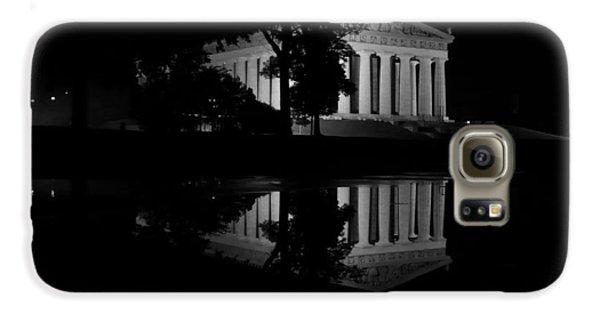 Parthenon Puddle Galaxy S6 Case