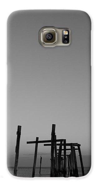 Pier Portrait Galaxy S6 Case