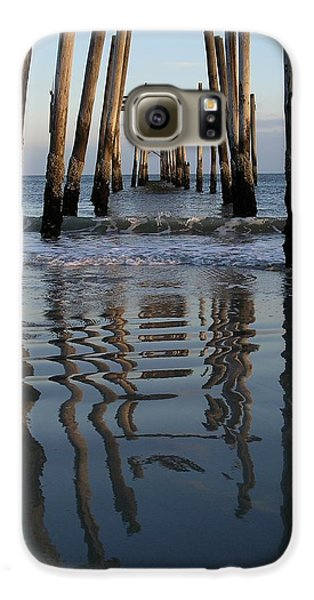 Pier Reflections Galaxy S6 Case