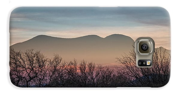 Pink In The Valley Galaxy S6 Case