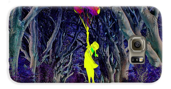 Recurring Dream Of Flying Galaxy S6 Case by Marvin Blaine