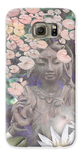 Garden Galaxy S6 Case - Reflections by Christopher Beikmann
