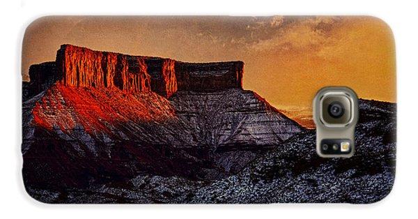 Reflective Intensity Galaxy S6 Case