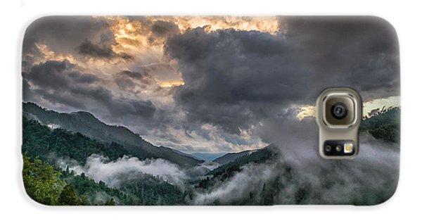 Smoky Sunset Galaxy S6 Case