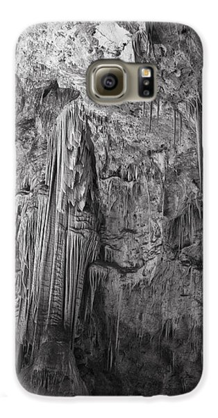 Stalactites In The Hall Of Giants Galaxy S6 Case by Melany Sarafis