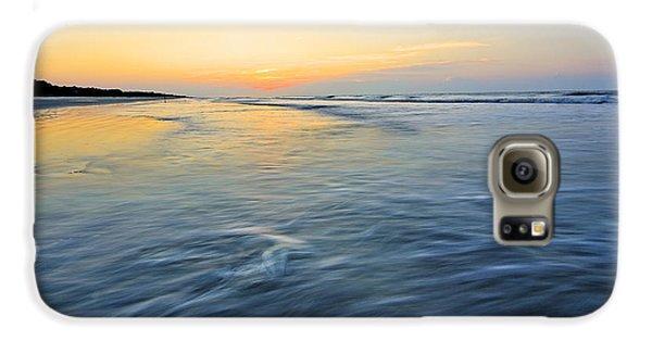 Sunrise On Hilton Head Island Galaxy S6 Case