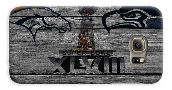 Super Bowl Xlviii Galaxy S6 Case