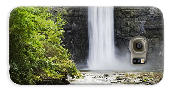 Taughannock Falls State Park Galaxy S6 Case by Christina Rollo