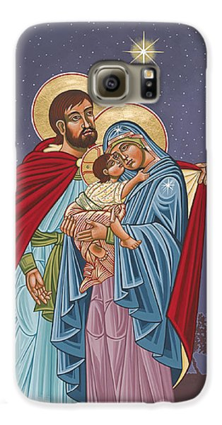 The Holy Family For The Holy Family Hospital Of Bethlehem 272 Galaxy S6 Case