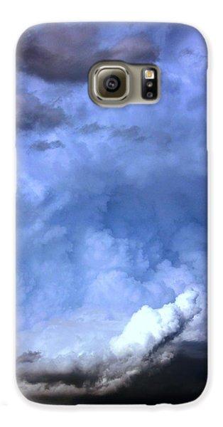 Nebraskasc Galaxy S6 Case - There Be A Storm A Brewin In Nebraska by NebraskaSC