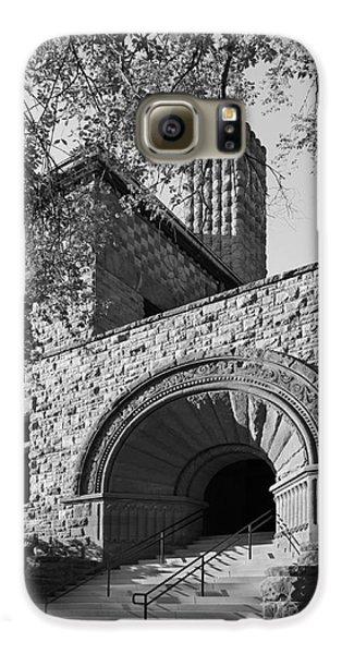 University Of Minnesota Pillsbury Hall Galaxy S6 Case by University Icons