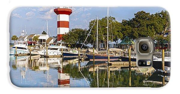 Lighthouse On Hilton Head Island Galaxy S6 Case