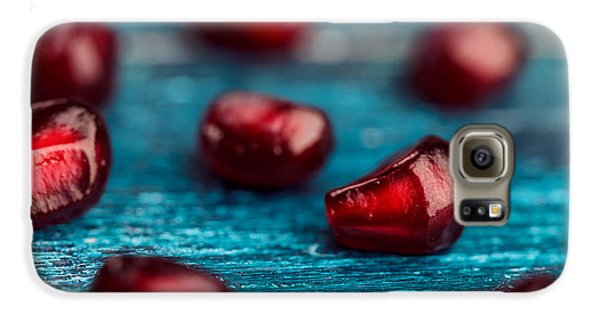 Pomegranate Galaxy S6 Case