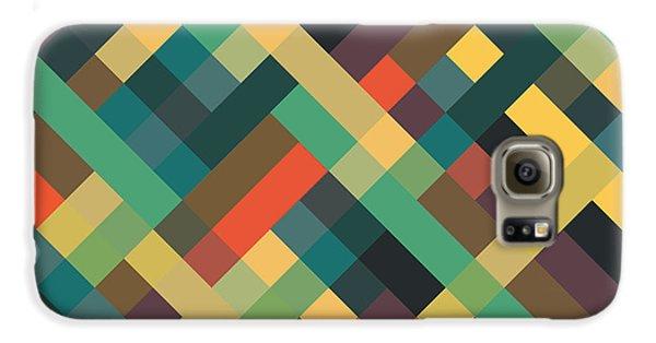 Geometric Galaxy S6 Case
