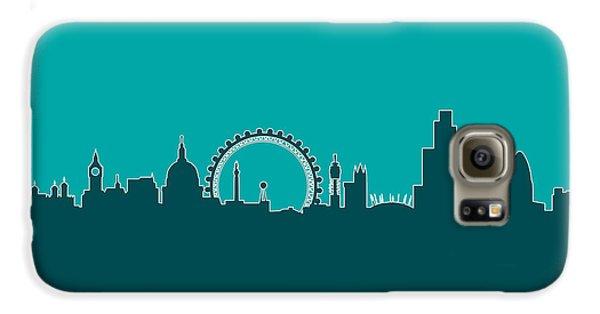 London England Skyline Galaxy S6 Case