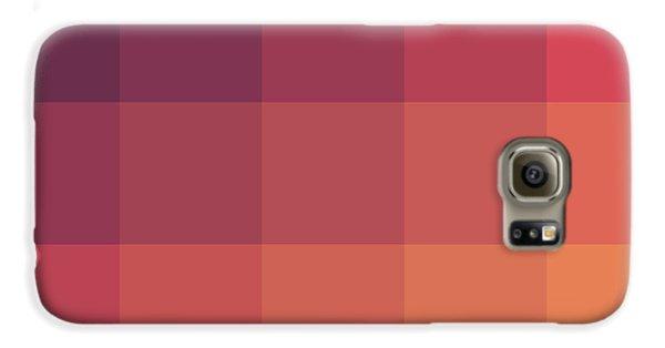 Pixel Art Galaxy S6 Case