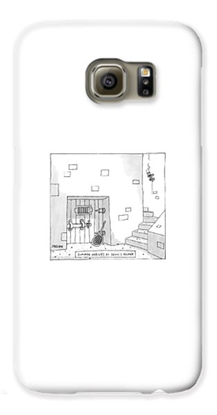 Dungeon Galaxy S6 Case - Captionless by Jack Ziegler