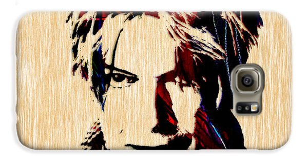 David Bowie Collection Galaxy S6 Case