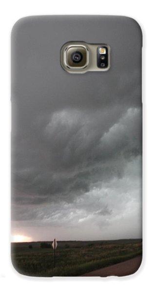 Nebraskasc Galaxy S6 Case - Nebraska Panhandle Supercells by NebraskaSC